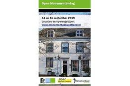 Westlandse Open Monumentendag 2019