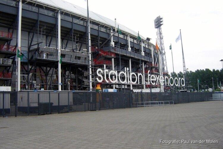 Feyenoord nipt langs PEC Zwolle