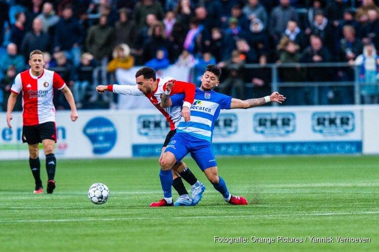 Feyenoord toont veerkracht en karakter in Zwolle