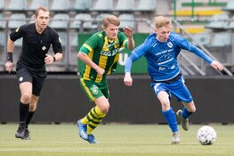 Jong ADO Den Haag naar tweede plaats na winst op Westlandia