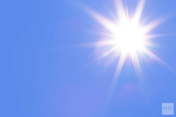 Weer: Hemelvaartsdag zonovergoten, daarna iets koeler