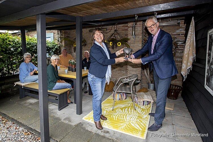 Vrijwilligersjaarprijs WestlandHart uitgereikt
