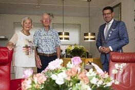 Echtpaar Keus-Oosterbaan 60 jaar getrouwd